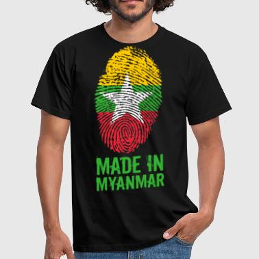 Burma Made In Myanmar / Burma / Burma - Herre-T-shirt