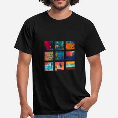 Artsy Artsy - Men's T-Shirt