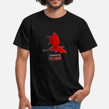 Red Dragon The Red Dragon - Men's T-Shirt