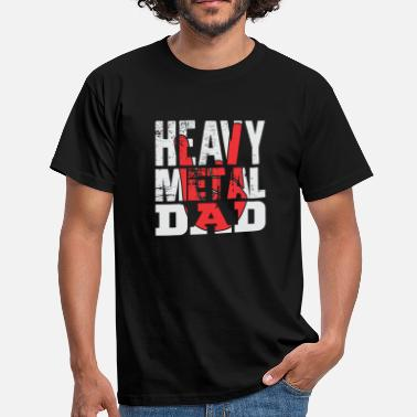 Heavy Metal Heavy Metal Dad - Camiseta hombre