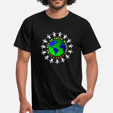Eco Warrior We are at Earth Warrior - Men's T-Shirt