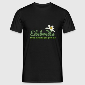 Edelweiss edelweiss every morning you greet me by vicoli shirts mens t shirt m4hsunfo