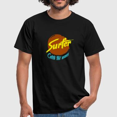 Surfer surfer - Men's T-Shirt