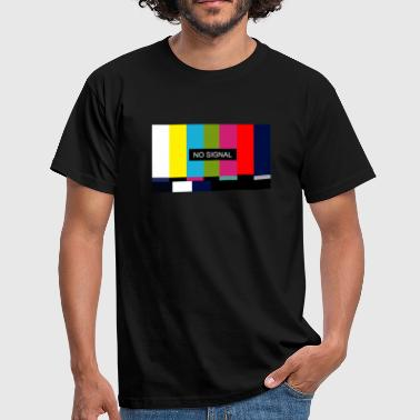 NO SIGNAL - Men's T-Shirt