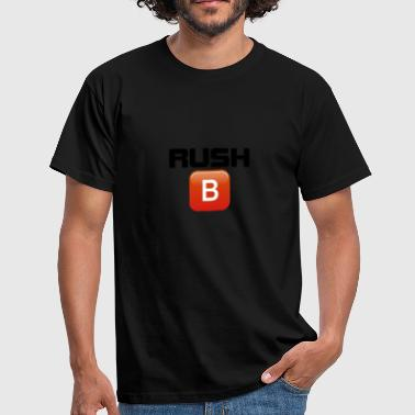 Rush Rush B - T-skjorte for menn