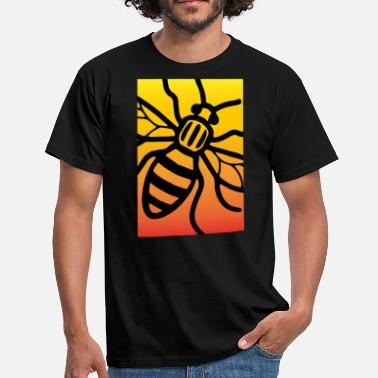 Worker Bee bee - Men's T-Shirt
