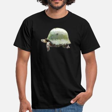 Tortuga TORTUGA MILITARY HELMET - Men's T-Shirt