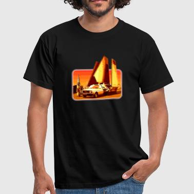 imperial shuttle - Men's T-Shirt