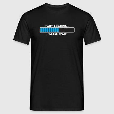 Fart Loading - Men's T-Shirt