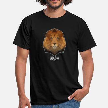 The Lion - T-shirt herr