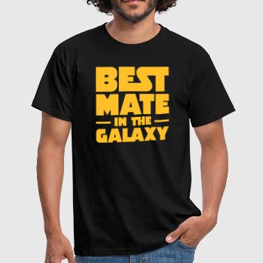 Best Mate In The Galaxy - Men's T-Shirt