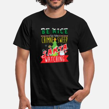 Chimney Sweeps Chimney Sweep Christmas Gift Idea - Men's T-Shirt