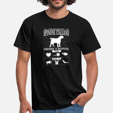 Shaggy Italian Shaggy Pointer Gift - Men's T-Shirt