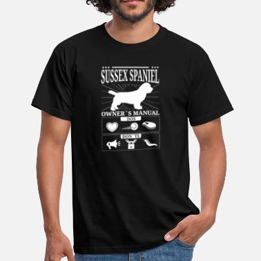 Sussex Sussex spaniel owner gift - Men's T-Shirt