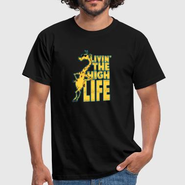 High Giraffe / Gift - Men's T-Shirt