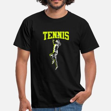 Tennis fan cadeau - T-shirt Homme
