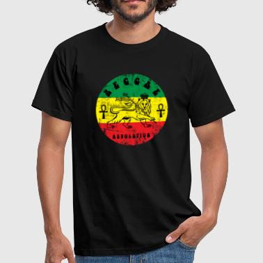 Just Reggae Reggae - Herre-T-shirt