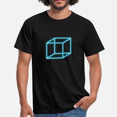 Qubes Qube Nr. 3 - Men's T-Shirt