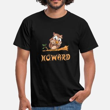 Howard Owl Howard - T-shirt herr
