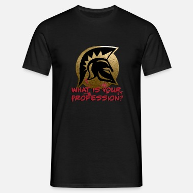 This Is Sparta SPARTA! - Männer T-Shirt