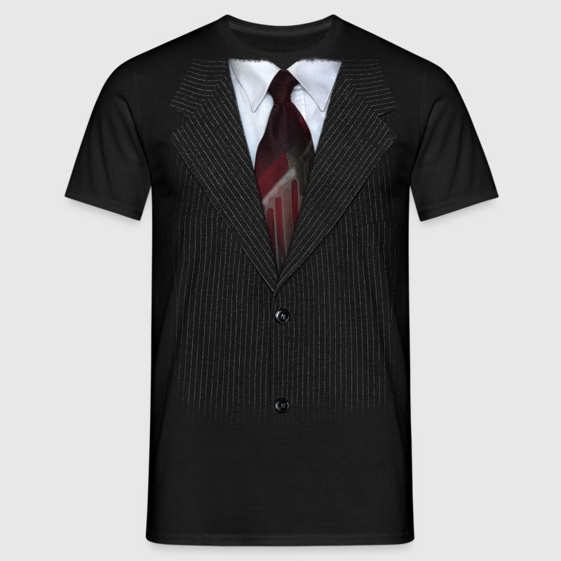 suit v2 - Men's T-Shirt