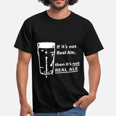 Real Ale Real Ale 4 Black Shirts - Men's T-Shirt