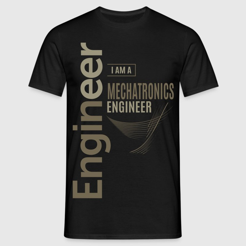 Mechatronics Engineer - Men's T-Shirt