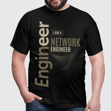 Network Engineer - Men's T-Shirt