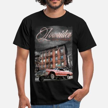 Lowrider Lowrider - San Pablo Clothing co. - Men's T-Shirt