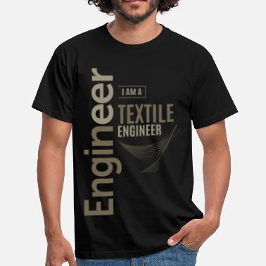 Textile Textile Engineer - Men's T-Shirt