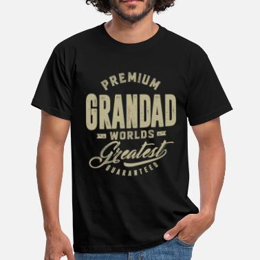 Grandaddy Premium Grandad - Men's T-Shirt