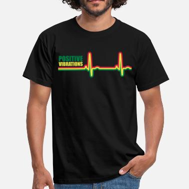 Israel Vibration POSITIVE VIBRATION - Men's T-Shirt