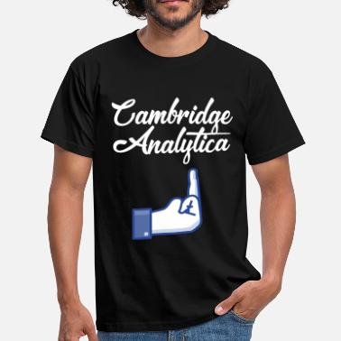 Cambridge Analytica Cambridge Analytica - Men's T-Shirt