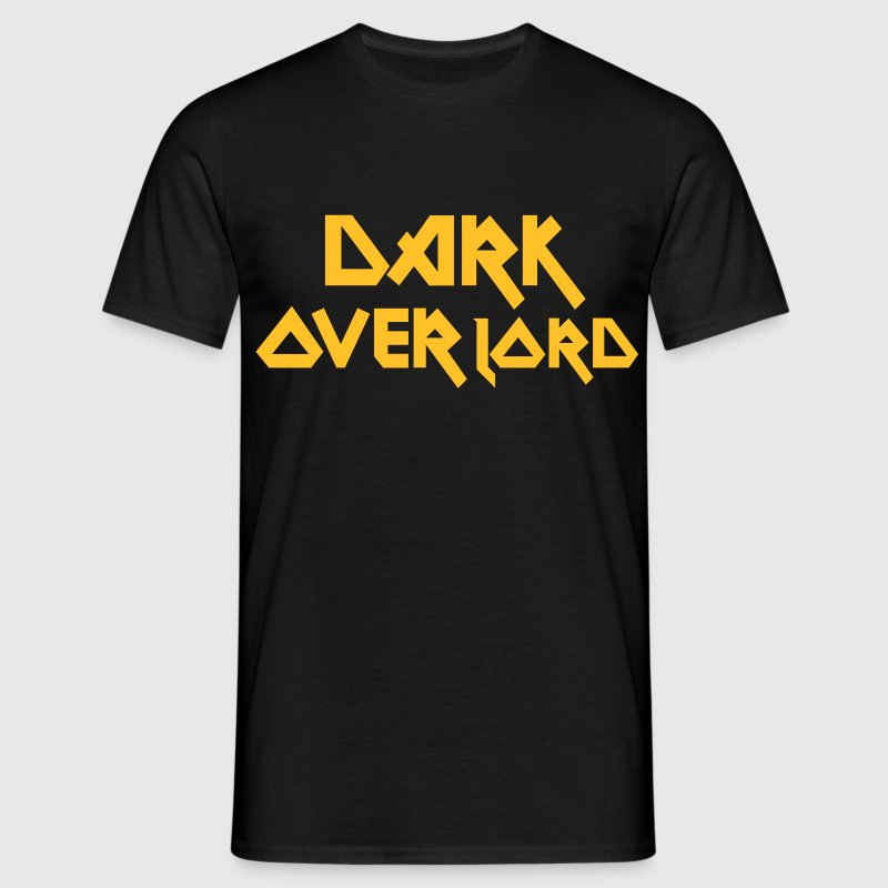 dark overlord - Men's T-Shirt