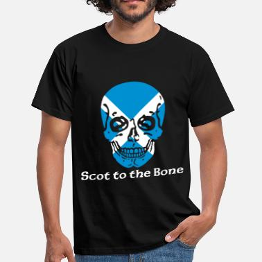 St Andrews Scot to the Bone - Men's T-Shirt