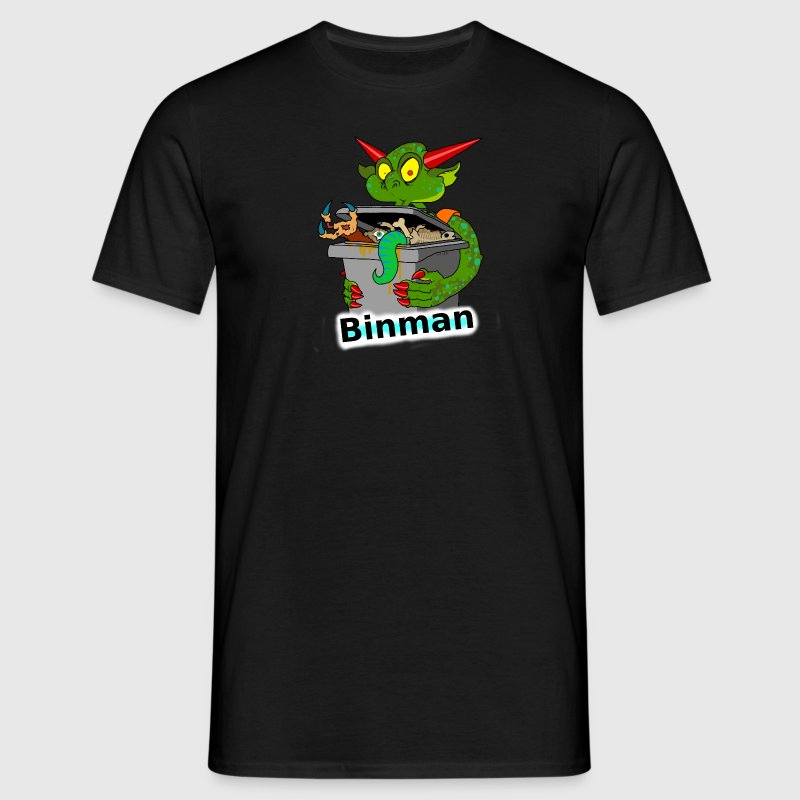 binman - Men's T-Shirt