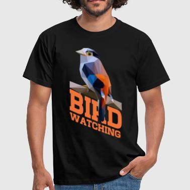 Birdwatching - Men's T-Shirt
