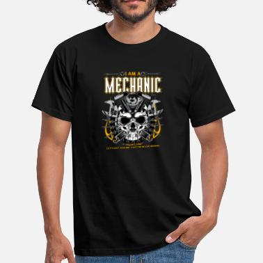 Gift Mechanic Mechanic gift mechanic craftsman - Men's T-Shirt