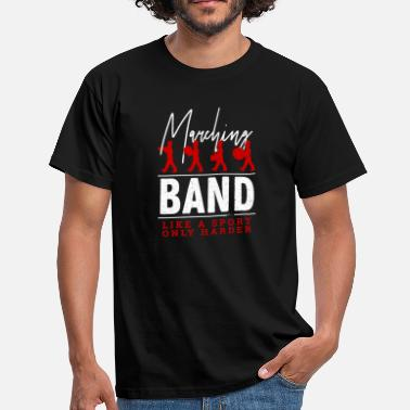 Cards Marching Band Sportseizoen TShirt Like A Sport - Mannen T-shirt
