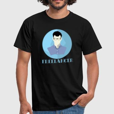 FREELANCER - Men's T-Shirt