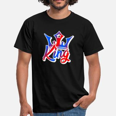 Kings Queens King King King and Queen - Men's T-Shirt