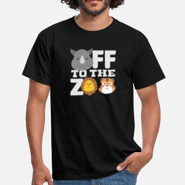Zoo zoo - T-shirt Homme