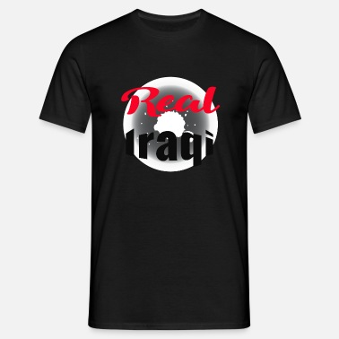 Iraqis Real Iraqi - Men's T-Shirt