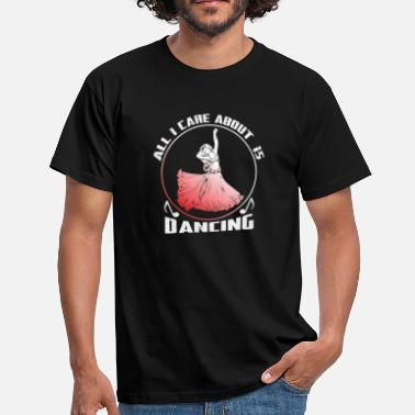 Flamenco Dancer Dance - Men's T-Shirt