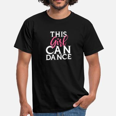 Waltz Dance - Men's T-Shirt