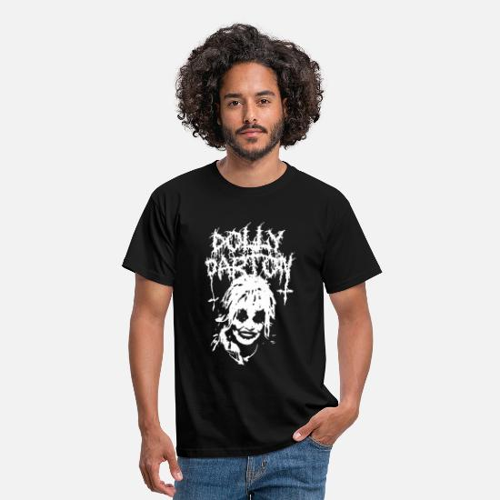 Métal T-shirts - Black Metal Graphic - T-shirt Homme noir