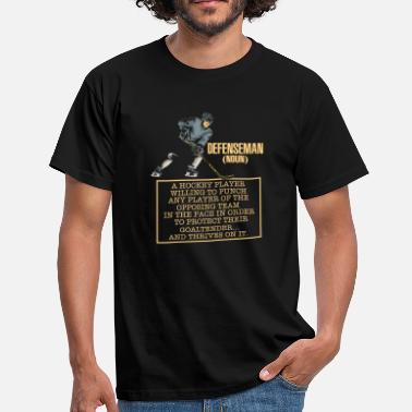 Defensa defensa - Camiseta hombre