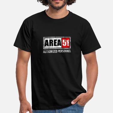 Area 51 Area 51 - Men's T-Shirt