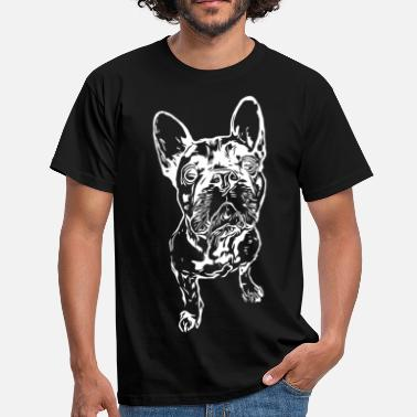 Bouledogue Français Bouledogue français - T-shirt Homme