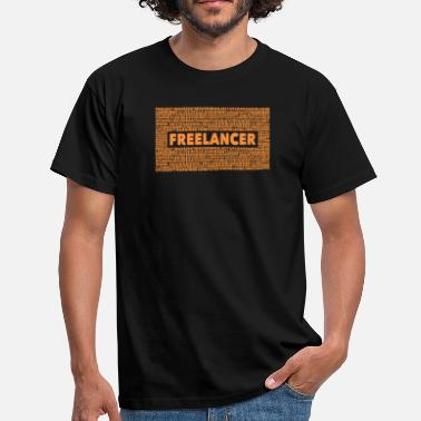 Freelance Freelancer - Men's T-Shirt